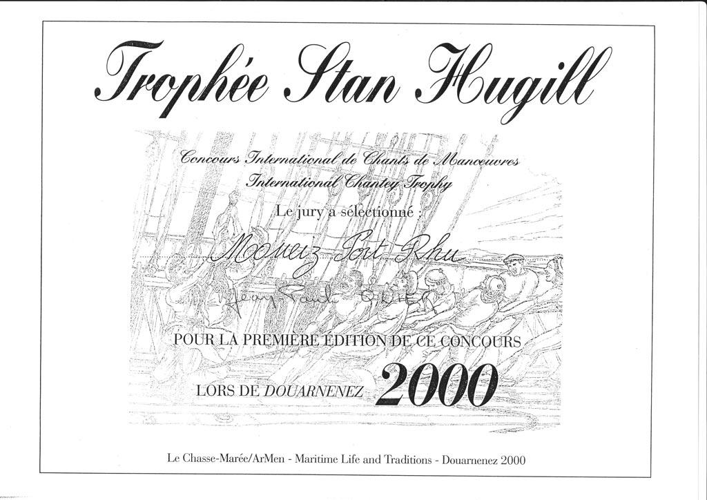 Stan-Hugill-trophy