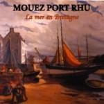 Cd des Mouez Port Rhu la mer en Bretagne