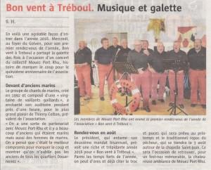 Bon Vent à Tréboul
