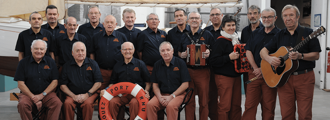 Photo officielle des Mouez Port Rhu 2020